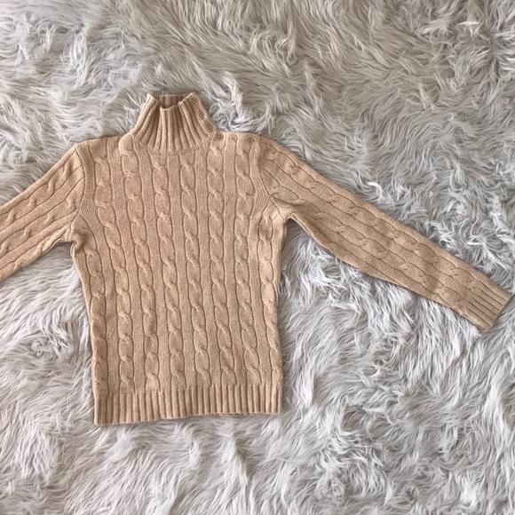 7faa10ceecda4e Ralph Lauren Sweaters   100 Cashmere Turtleneck Sweater   Poshmark